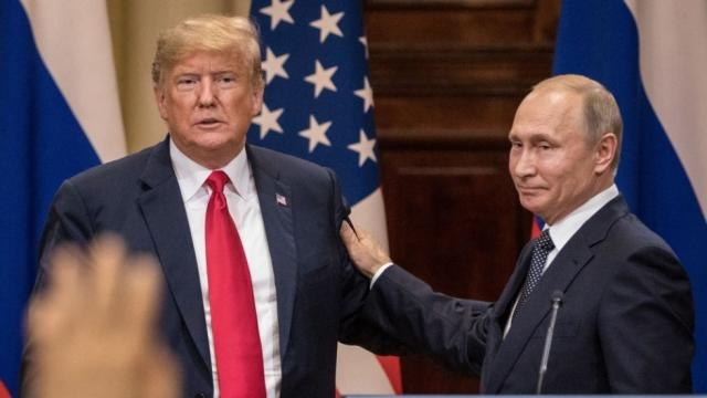 Trump shown highly classified intel in 2017 proving Putin personally ordered US election interference https://t.co/9CZGMv3WG2
