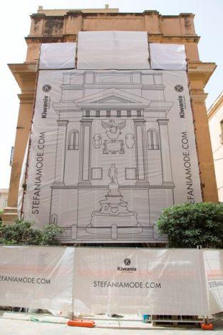 Al via il restauro della Fontana del Saturno nel centro storico di Trapani - https://t.co/2VIyqw9HwE #blogsicilianotizie
