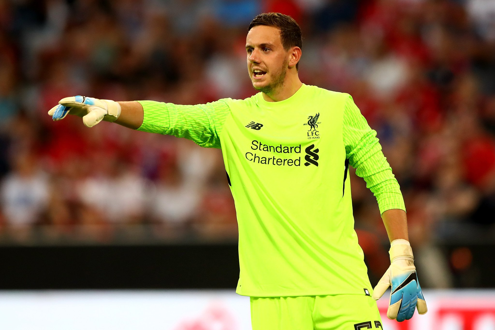 BREAKING: Leicester agree £10m fee with Liverpool to sign goalkeeper Danny Ward, according to Sky sources. #SSN https://t.co/QOEIeZgv3m