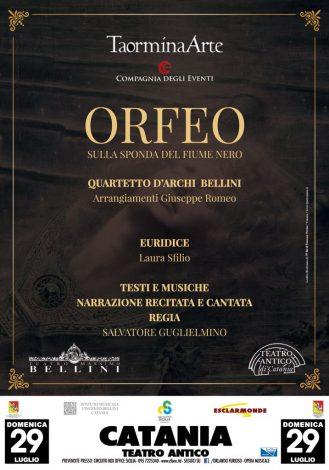 L'Orfeo di Salvatore Guglielmino in scena al Teatro Antico di Catania - https://t.co/wJqQtT3Hof #blogsicilianotizie