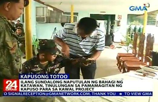 KapusongTotoo Bilang pakikiisa po National Disability