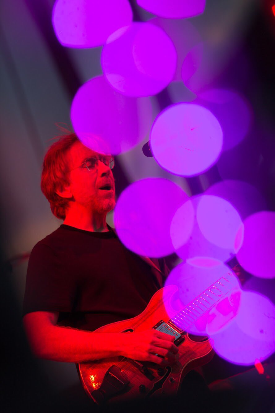 Photo © 2018 Phish Rene Huemer