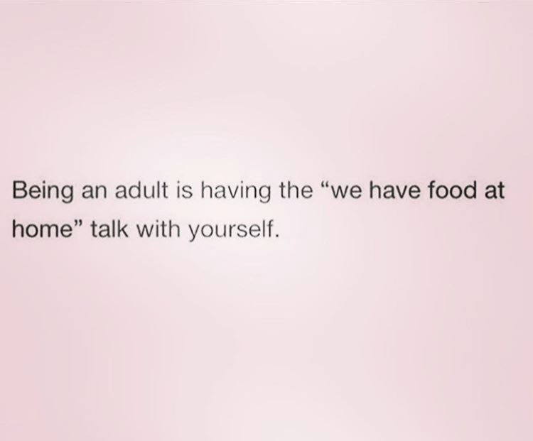 Especially when all you want is sushi 😫