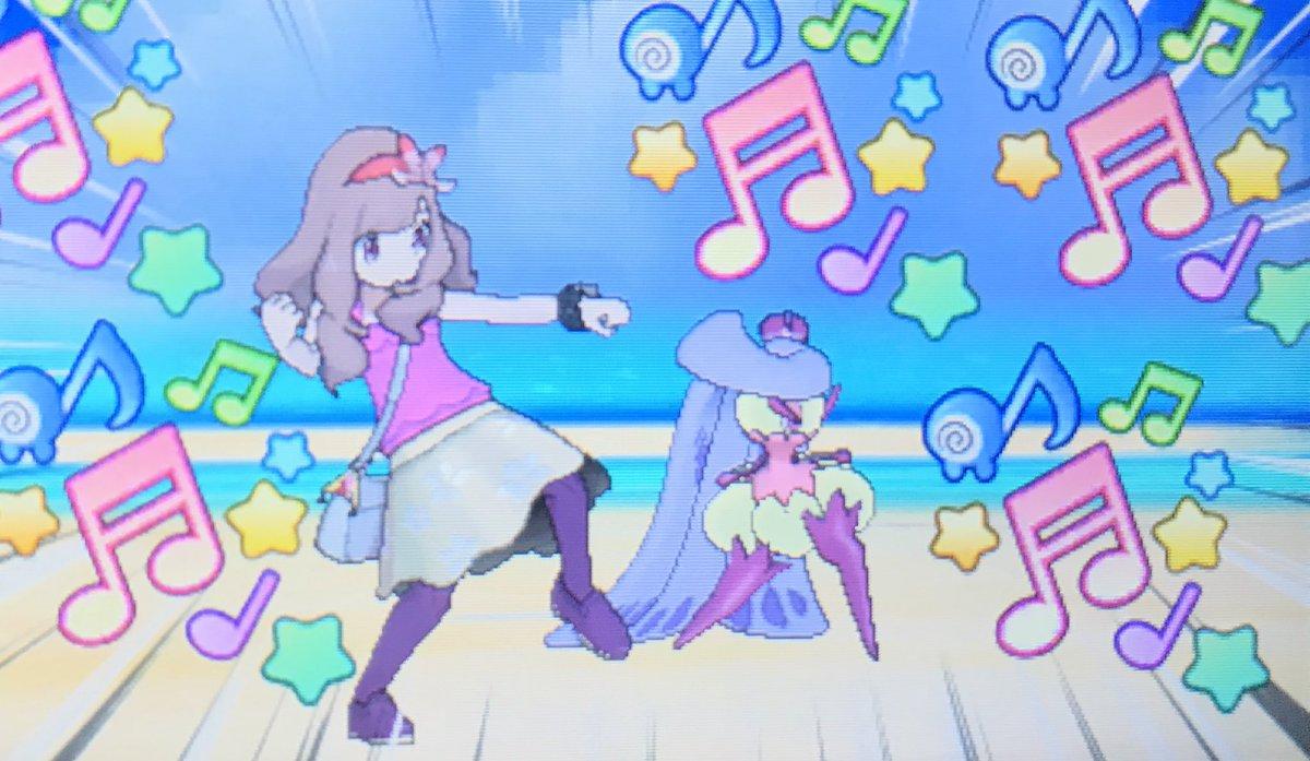フラフラ ダンス