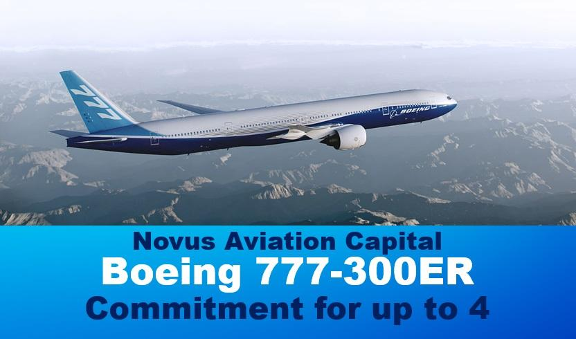 Boeing Airplanes On Twitter Novus Aviation Capital Joins The