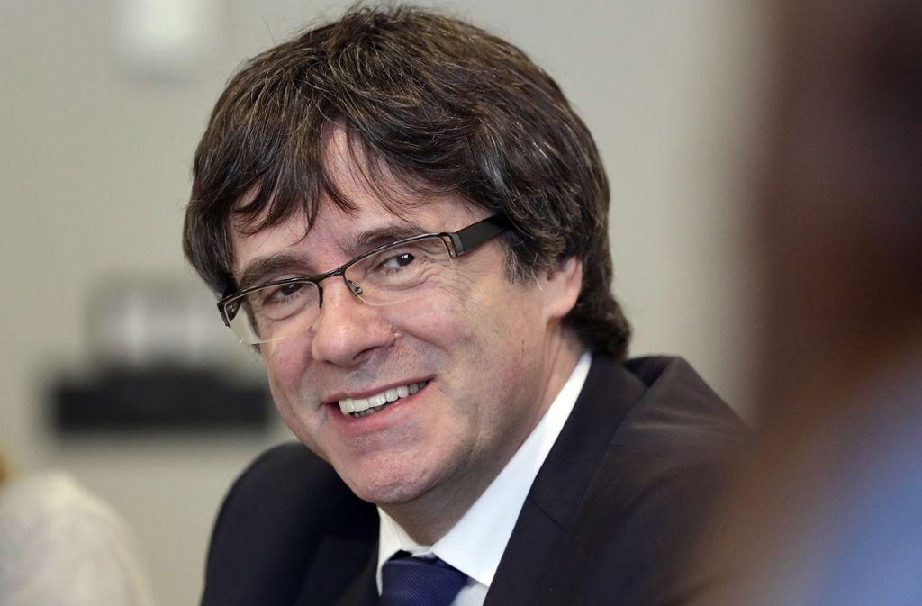 Katalanischer Regionalpräsident: Spanien verzichtet auf Auslieferung Puigdemonts https://t.co/IWbtHRGadc