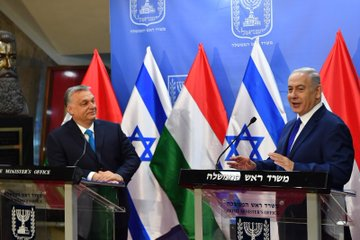 Orban and Netanyahu