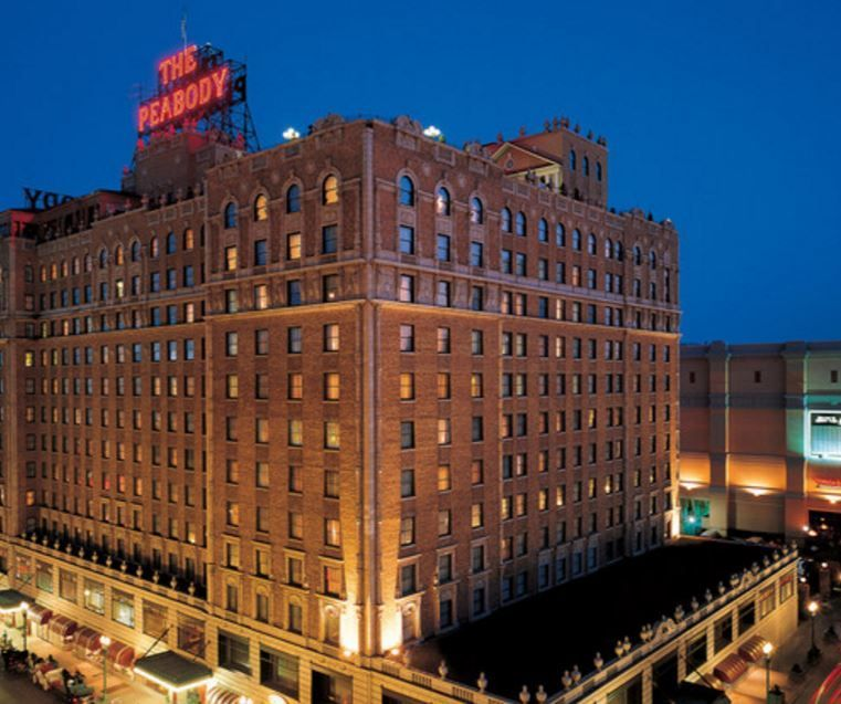 Peabody nominated as best historic hotel in America https://t.co/dkJ61kfvUI | #wmc5