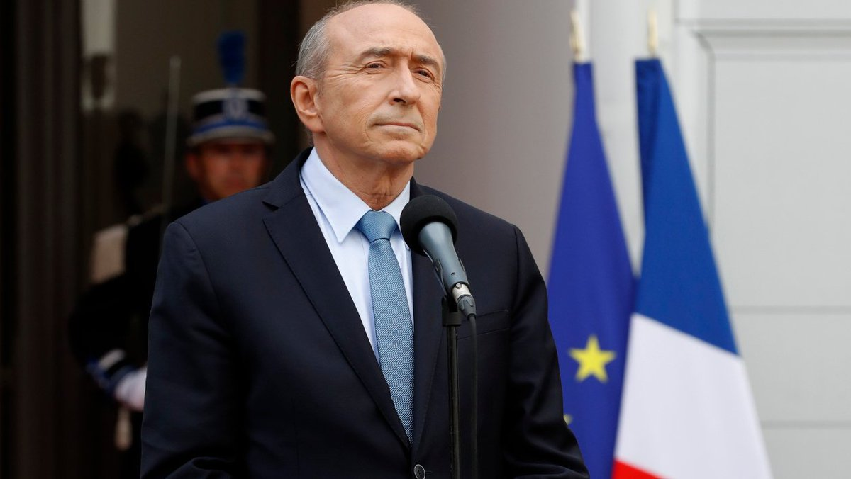 INFO BFMTV - Affaire Benalla: Gérard Collomb va saisir la police des polices https://t.co/eXAvREjF2O