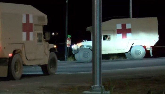 22 soldiers injured in tent collapse on California military base https://t.co/6bXoCvLmEx | #wmc5