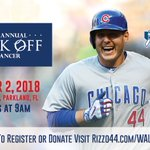 Great All-Star Break but excited to be back and announce registration for the 7th Annual Walk-Off for Cancer is now open. Join me and my family in Parkland, FL on December 2 to help Knock Cancer Out Of The Park! https://t.co/iFiBrdQC8O