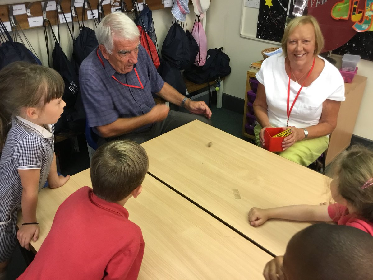 test Twitter Media - Investigating and interpreting the past with our grandparents who are sharing their real life experiences of the moon landing and toys that they used to play with #gorseyhistory #gorseypshe https://t.co/wU2rqqHfvD
