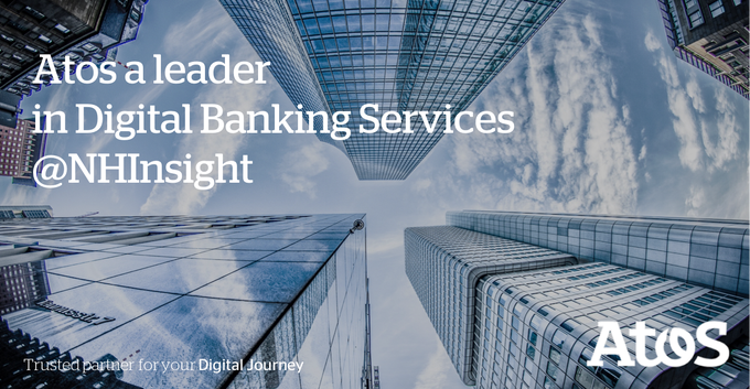 We have been identified as a leader in #digitalbanking services by @NHInsight in its...