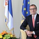 """#Serbia: capo delegazione #Ue @FabriziSem , percorso europeo """"trasforma la società"""" con approccio concreto e costante sostegno. L'intervista rilasciata ad @agenzia_nova ➡️ https://t.co/dqLJyhmMHy"""