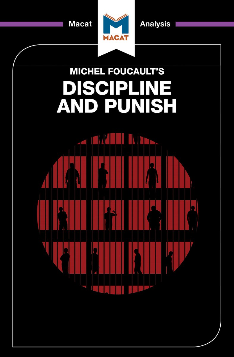 an analysis of the view of michael foucault on discipline Between governance and discipline: the law and michel foucault victor tadrost abstract-this article attempts to re-establish the importance of foucault's work.