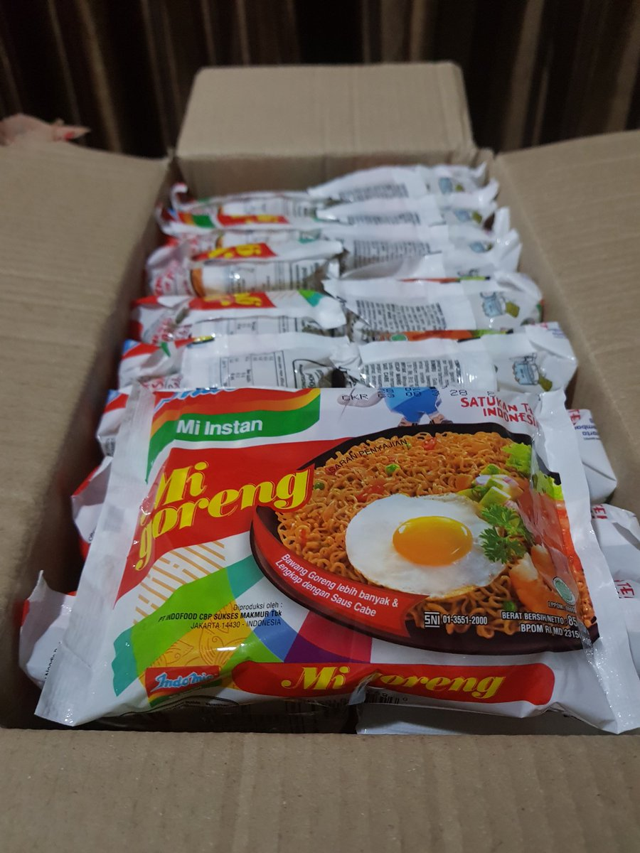 Okihita H Sihaloho On Twitter If Youre A Fan Of The Latest Indomie Salted Egg Or Just Want To Experiment With Tastes Then By All Means Choose It But Im Staying Classicthe One That Has Stood Test Timeto
