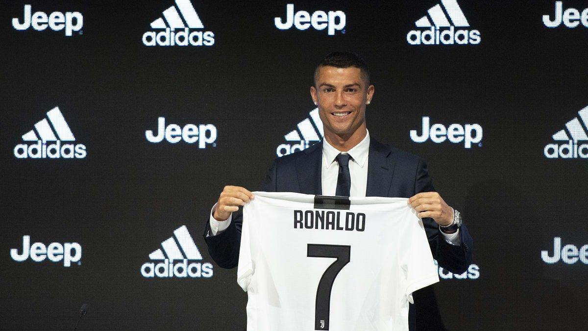 Adidas sold $60 million worth of Ronaldo jerseys in 24 hours: https://t.co/Z0kfBXOKM4