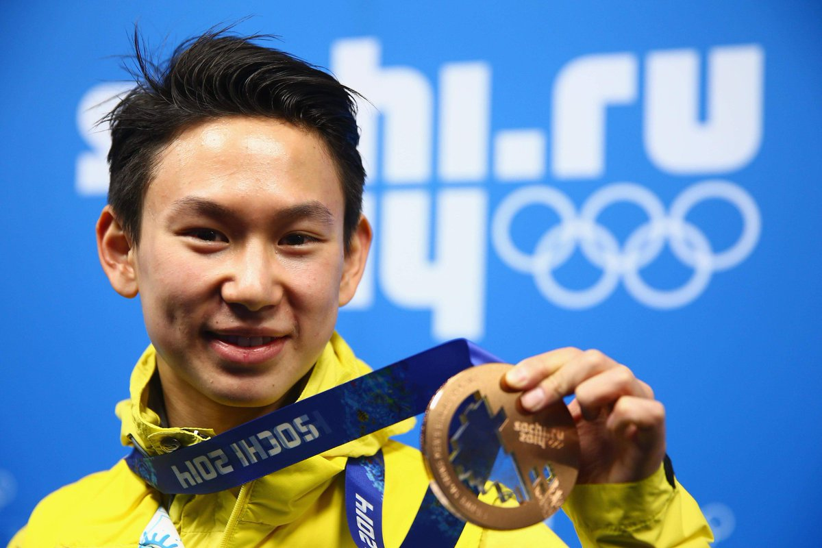 """Denis Ten was a great athlete and a great ambassador for his sport. A warm personality and a charming man. Such a tragedy to lose him at such a young age."" -IOC President Thomas Bach"