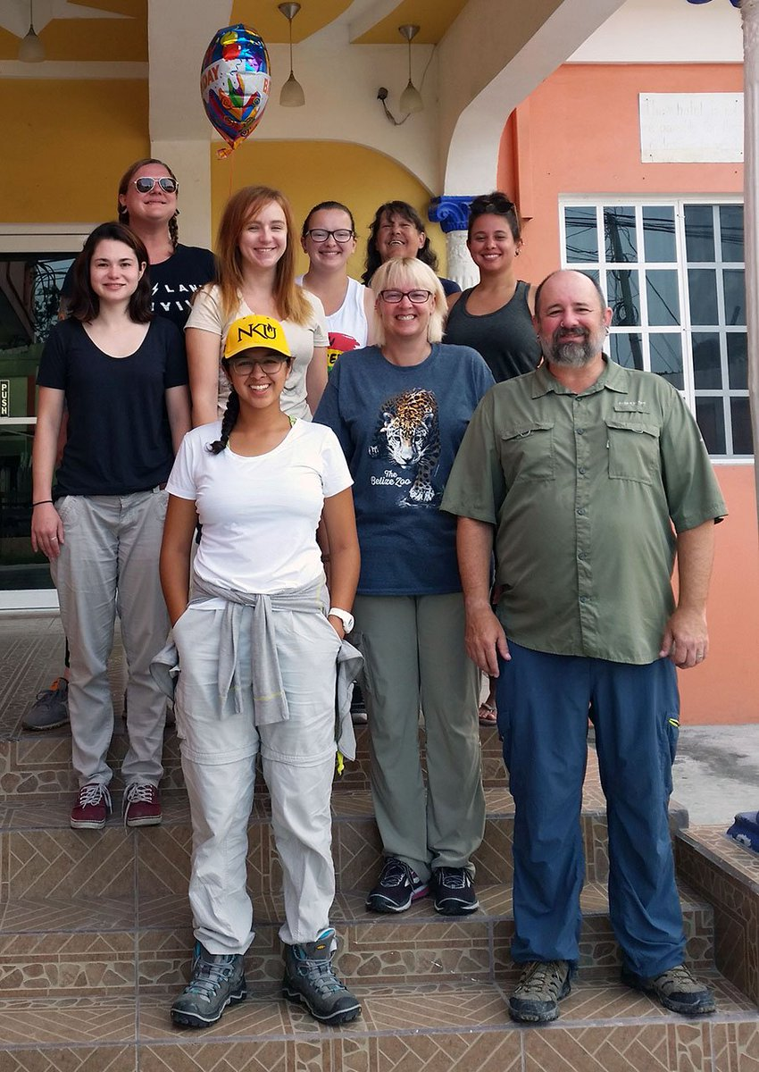 test Twitter Media - Our last group picture before we depart - 2018 Ethnographic Field School in Belize - https://t.co/zmFFwrB69A #anthropology #appliedanthropology #ethnography #fieldschool #ethnographicfieldschool #belize #orangewalk #nku #cfaa #studyabroad #goabroad #ccsa #ccsastudyabroad https://t.co/2gYSGRcMs6
