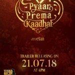 #PyaarPremaKaadhal Twitter Photo