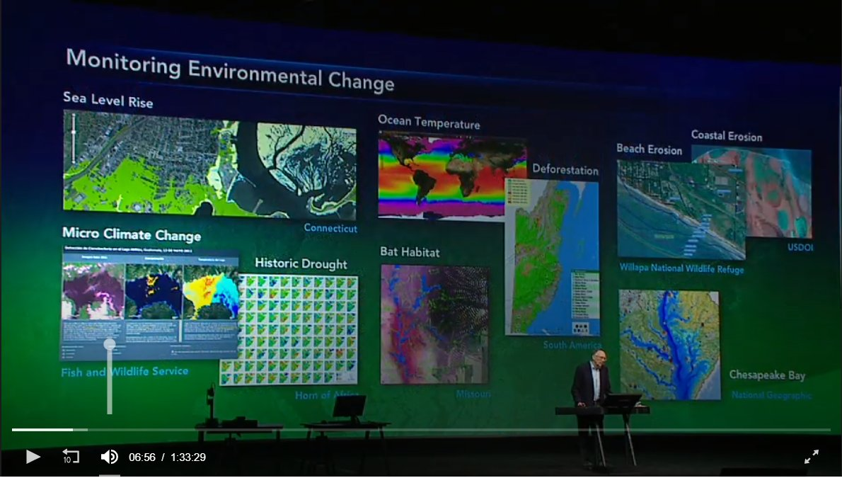 test Twitter Media - Throwback Thu: Following @SERVIRGlobal's focus this week on land cover, and last week's @ESRIUC, b/c of our friends at @TBSL_GIS, Jack Dangermond's keynote @ the 2011 ESRI UC featured a SERVIR-derived land cover map of #Belize (albeit mislabeled S.Amer.): https://t.co/sSDwI8QB5j. https://t.co/wNwlWkx8PX