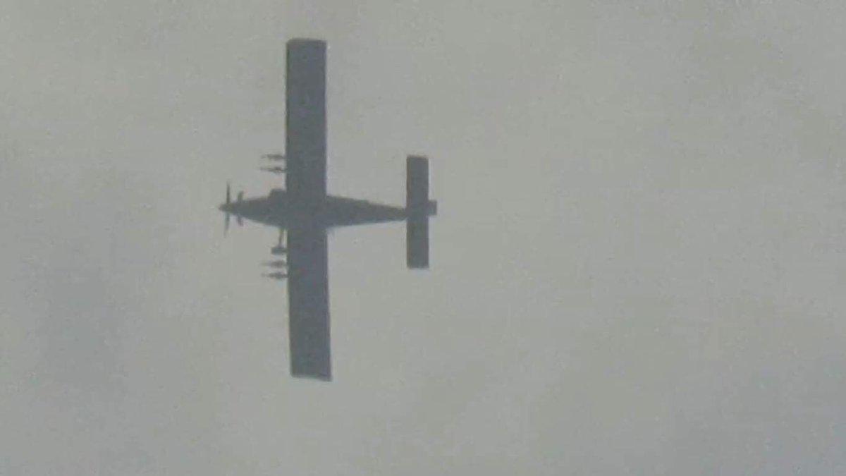 شركة IOMAX  تسرع لإتمام صفقة بيع 10 طائرات Archangel لمصر DieaeqpW4AA9Yti