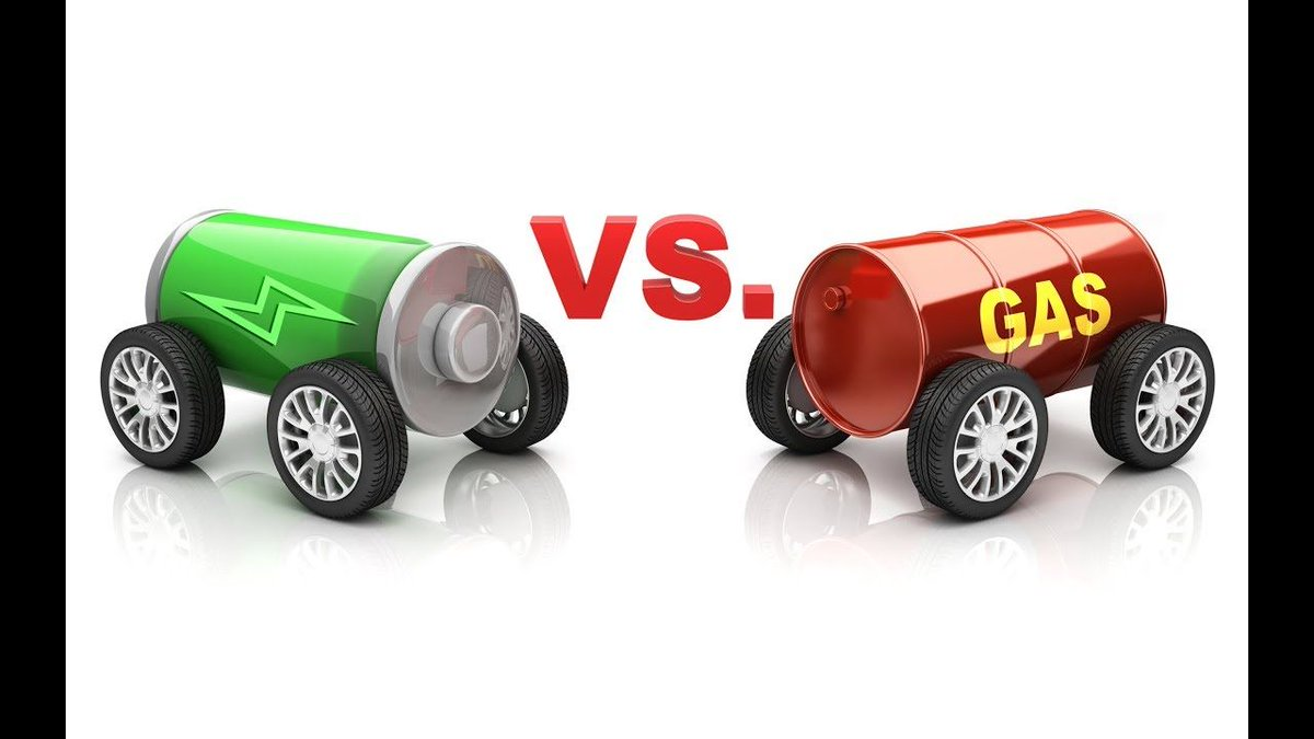 Kim Komando Looks At The Pros And Cons Of Electric Versus Gas Ed Cars Answers Question Which Is Er Http Bit Ly 2uxfetn