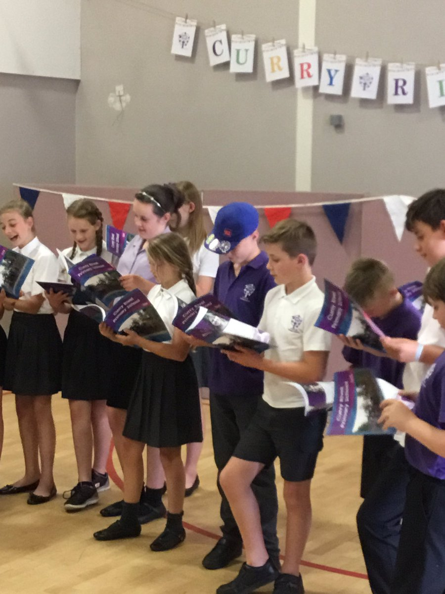 Curry Rivel Primary On Twitter Year 6 Leavers Tea Party