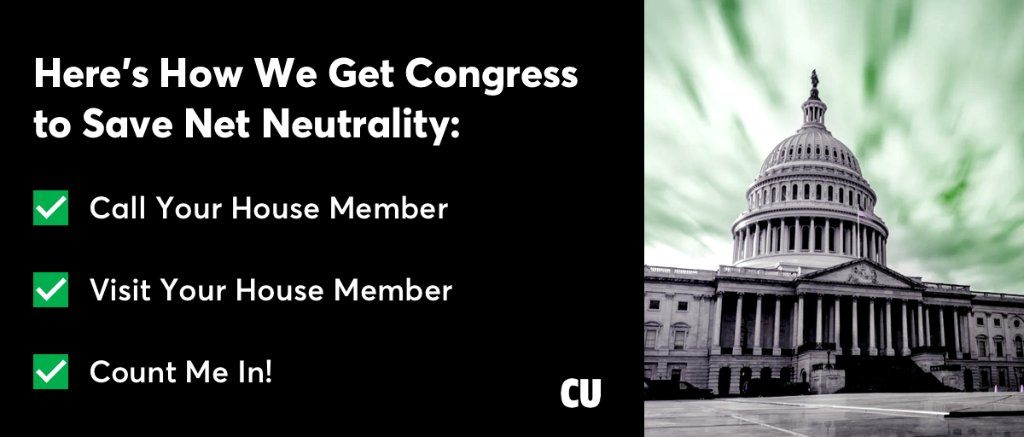The fight to save #NetNeutrality is heating up this summer. Are you in? Call your rep today: https://t.co/AviSrh7v4R