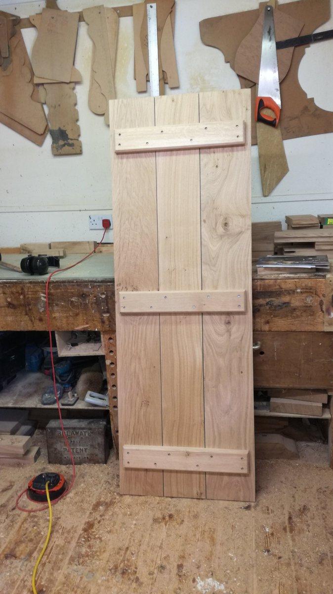 Solid Oak External Door Sets on