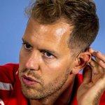 Sebastian Vettel Twitter Photo