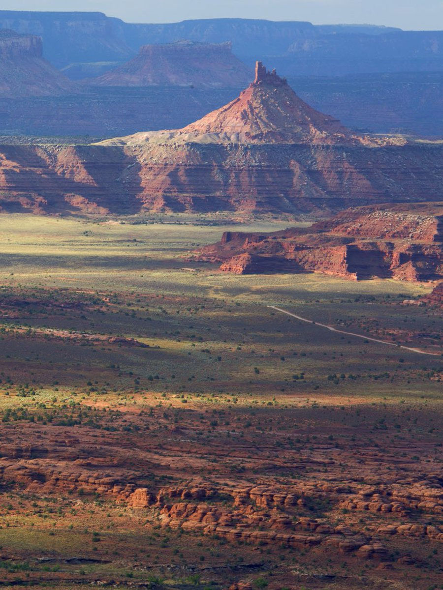 Stunning views that stretch for days: Canyon Rims Recreation Area in #Utah