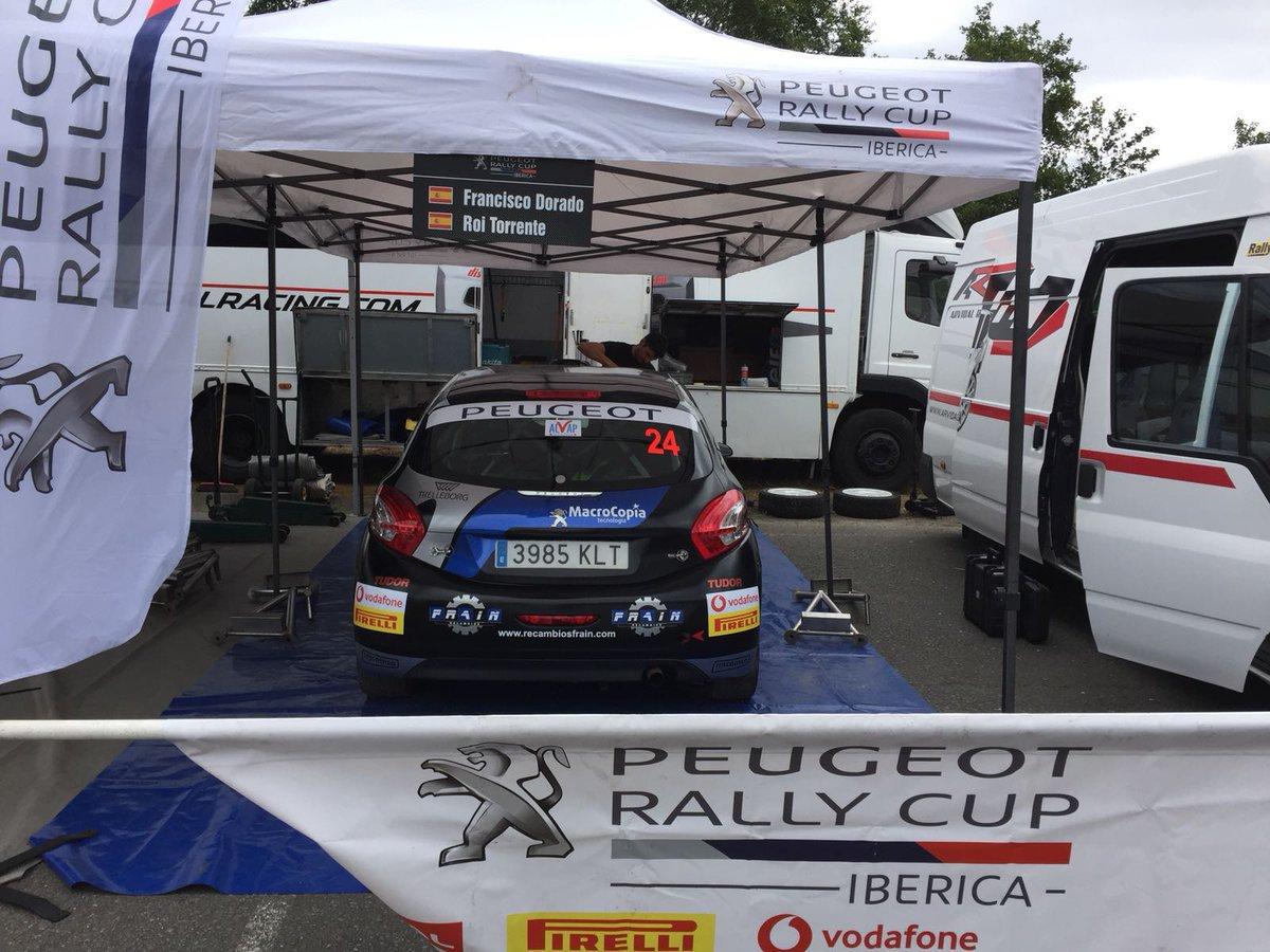 CERA: 49º Rallye de Ferrol [20-21 Julio] DieoEXtW4AA8pKH