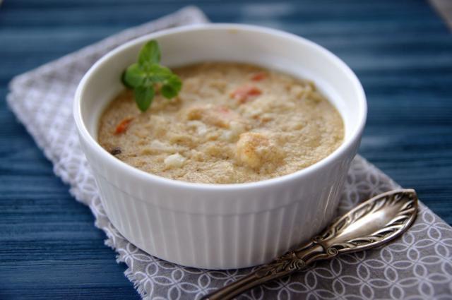 I Eat La Recipes For Shrimp And Crab Au Gratin King Ranch Chicken