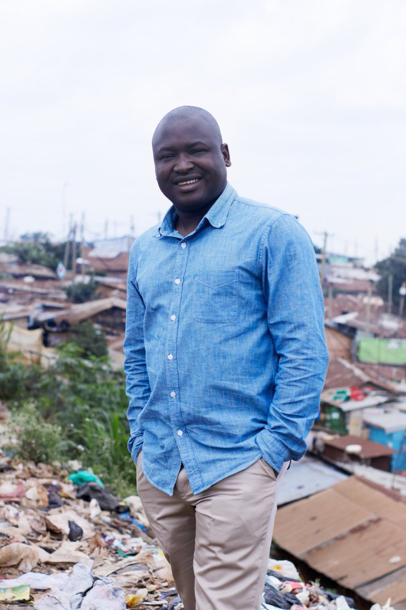 Congrats to @KennedyOdede, co-founder of our partner @hope2shine, on being selected for @ObamaFoundations Leaders: Africa -- a program for young leaders across Africa that will help us create the change we want to see in our communities and beyond. #SFFrockstars