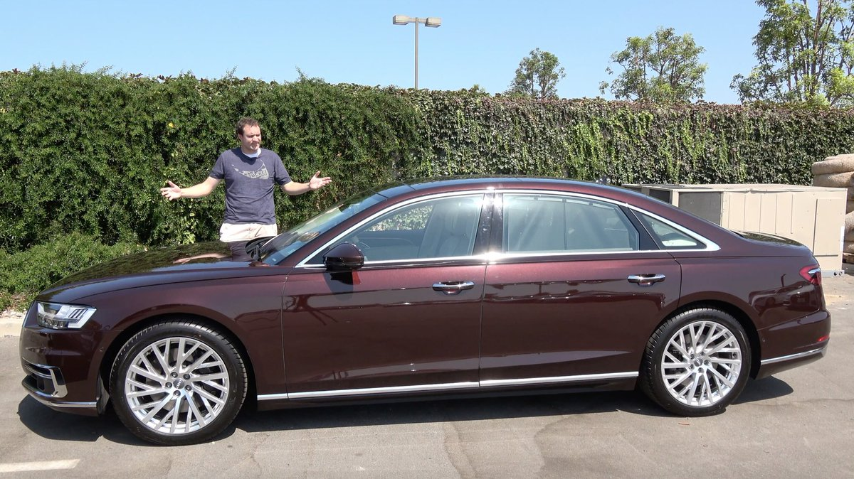 Doug Demuro On Twitter Heres Why The New 2019 Audi A8 Is Worth