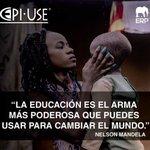 La educación es el eje transformador de la sociedad; EPI-USE y ERP trabajan para cambiar la vida de las personas en África por medio de estrategias y actividades que logren generar grandes cambios. Visita https://t.co/fpMmyEHr0S y conócenos más #epiuse #sap #sapmexico