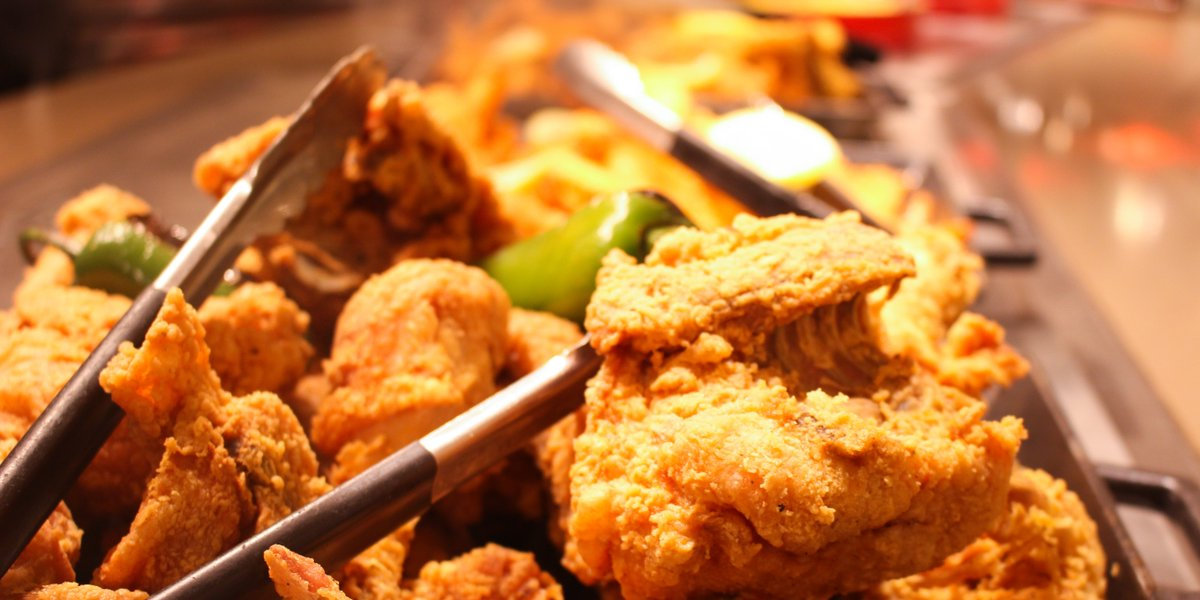 Swell Ameristar Vicksburg On Twitter Fried Chicken Is Everyones Home Interior And Landscaping Ferensignezvosmurscom