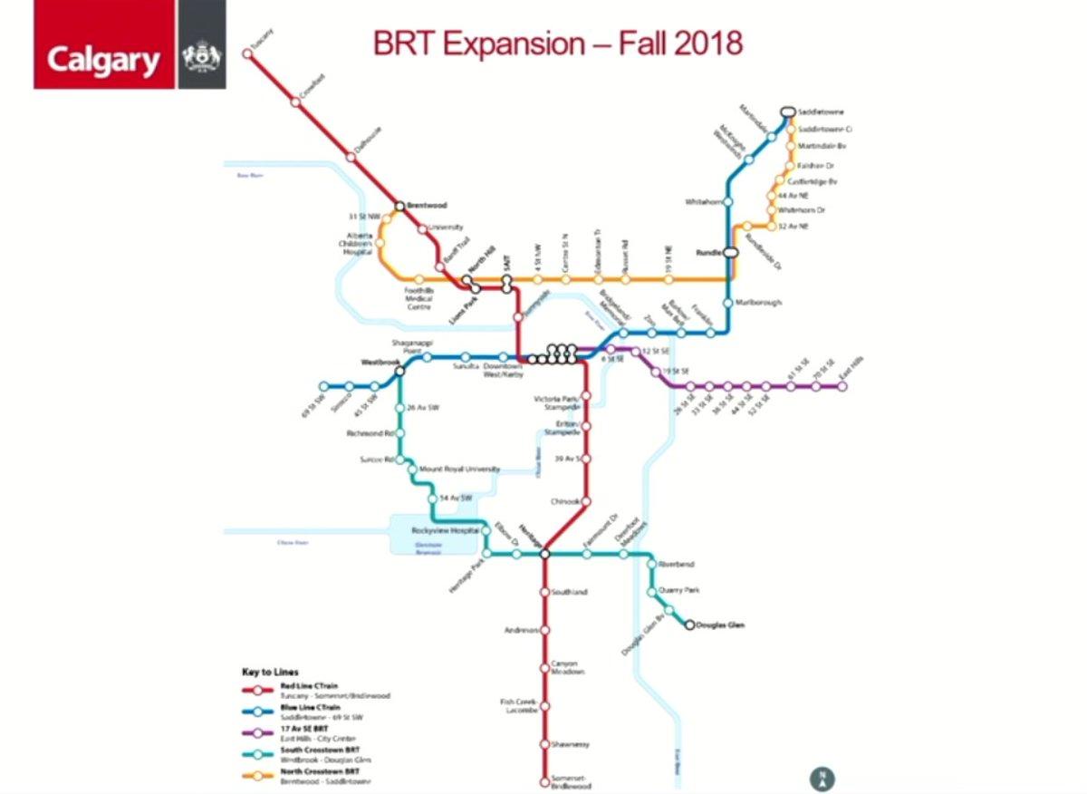 Calgary Transit Map ᴅᴀʟᴇ ᴄᴀʟᴋɪɴs on Twitter: