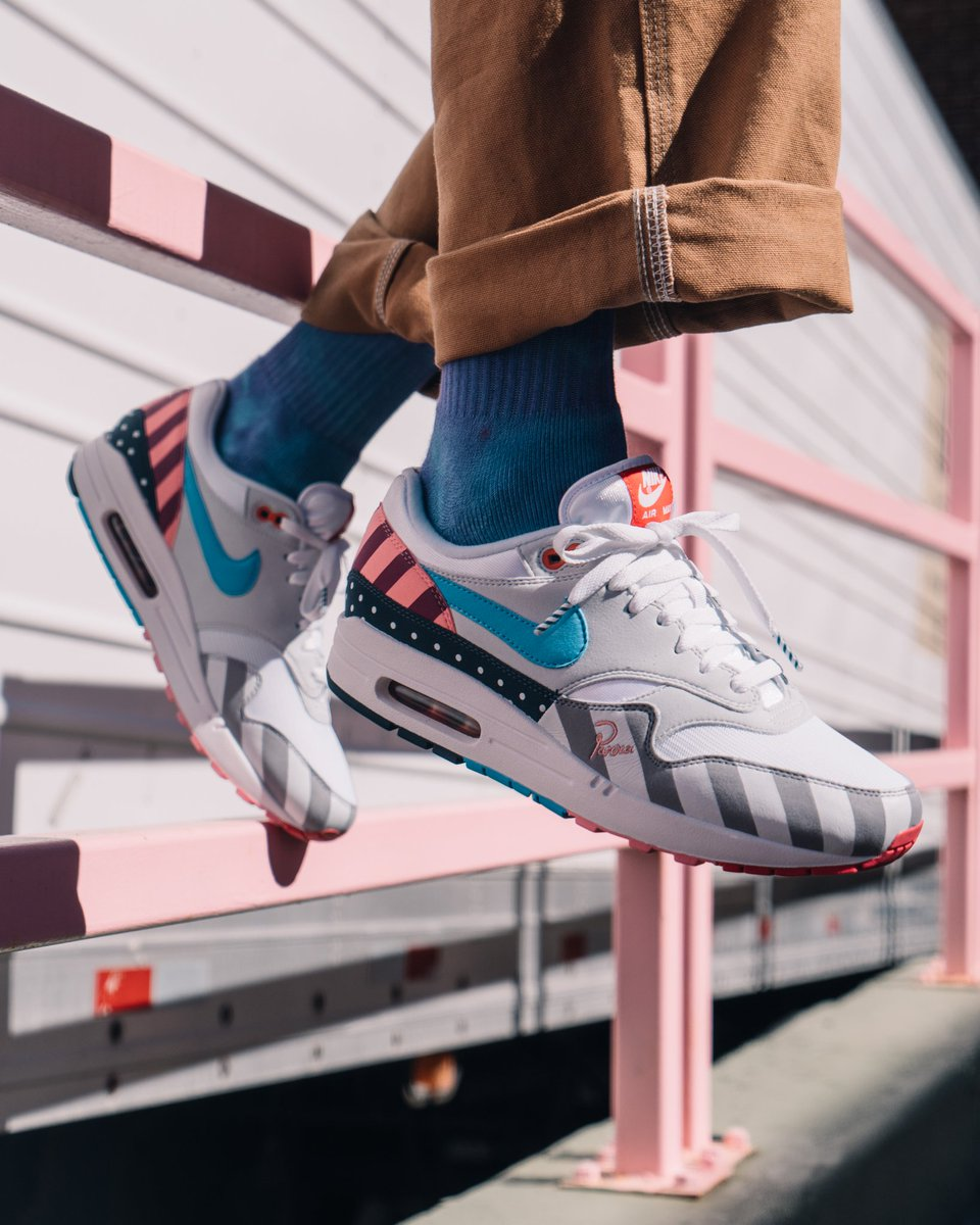 c6ad70dc41de3d Parra x Nike Air Max 1 releasing 7 21 In-Store Raffle - Today 7 19 through  Friday 7 20. (Sz 4-13)   Winners will be contacted on Saturday 7 21 with ...