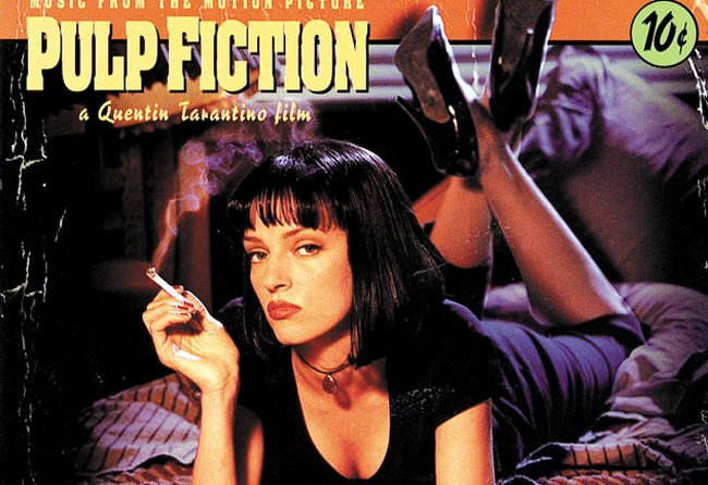 #PulpFiction Latest News Trends Updates Images - xyazarcom