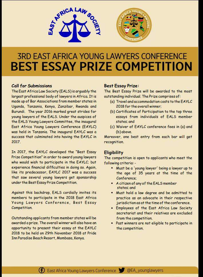 criteria essay competition Overlooking one small detail could be the difference between winning the contest and wasting a perfectly good essay pay special attention to the start and closing dates, the entry frequency, and any essay requirements like word or character count , the contest's theme, and any other details the sponsor requires.