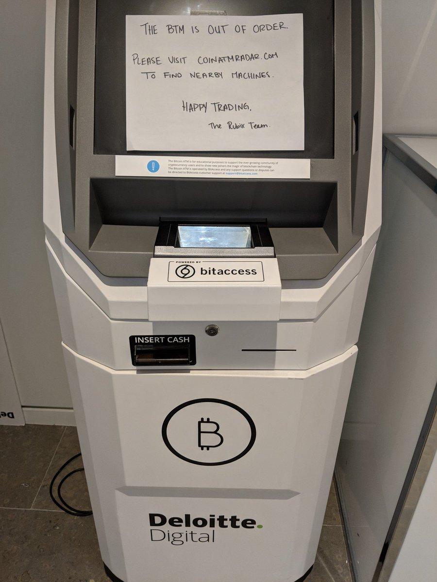 deloitte bitcoin atm bitcoin trader argentina messi