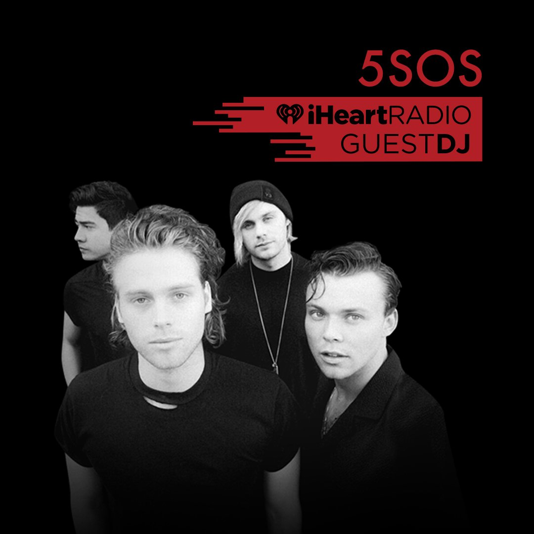 The @5SOS boys hosted their own station here on iHeartRadio! Listen now: https://t.co/g8gHdyIHSM https://t.co/UCGYZE0PCV