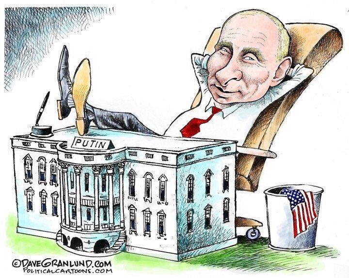 Помпео про підсумки зустрічі президентів США та РФ: Трамп успішно реалізував свою мету, створивши канал для діалогу з Путіним - Цензор.НЕТ 6497