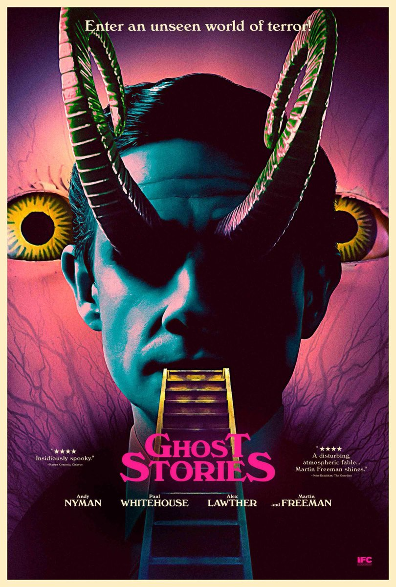 Easily one of my favourite horror films of the year #horror #GhostStories