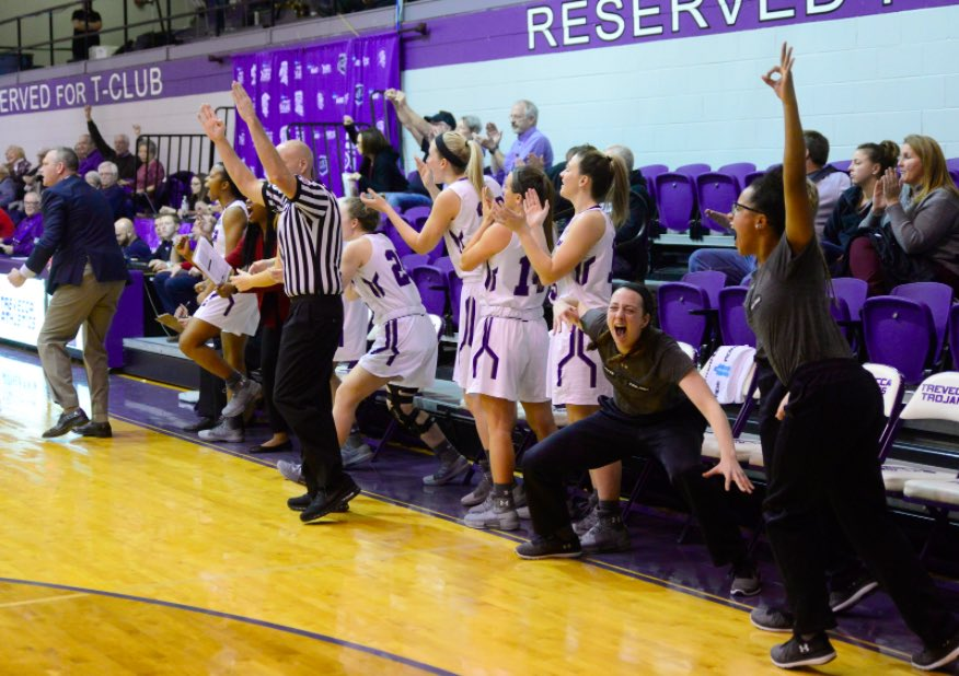 We're extremely excited to welcome our Elite Campers to campus tomorrow and Saturday!!! We can't wait to have our gym filled with some great talent! #FutureTrojans #GGLW<br>http://pic.twitter.com/3BYX51KGEI