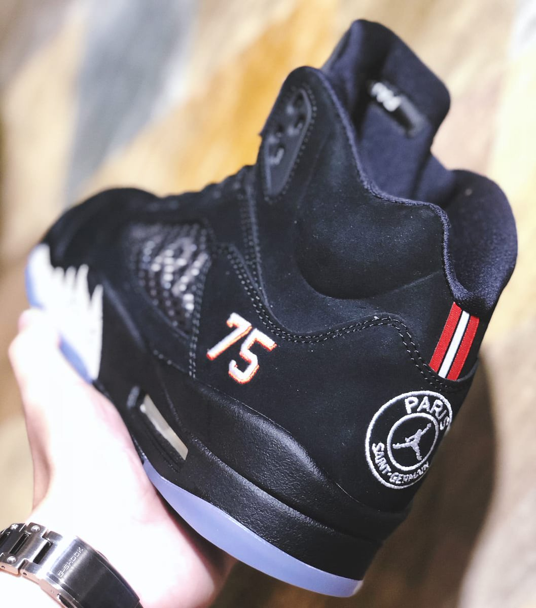 58d4f9cd2fb8a6 Paris Saint-Germain s Air Jordan 5 will cost  225