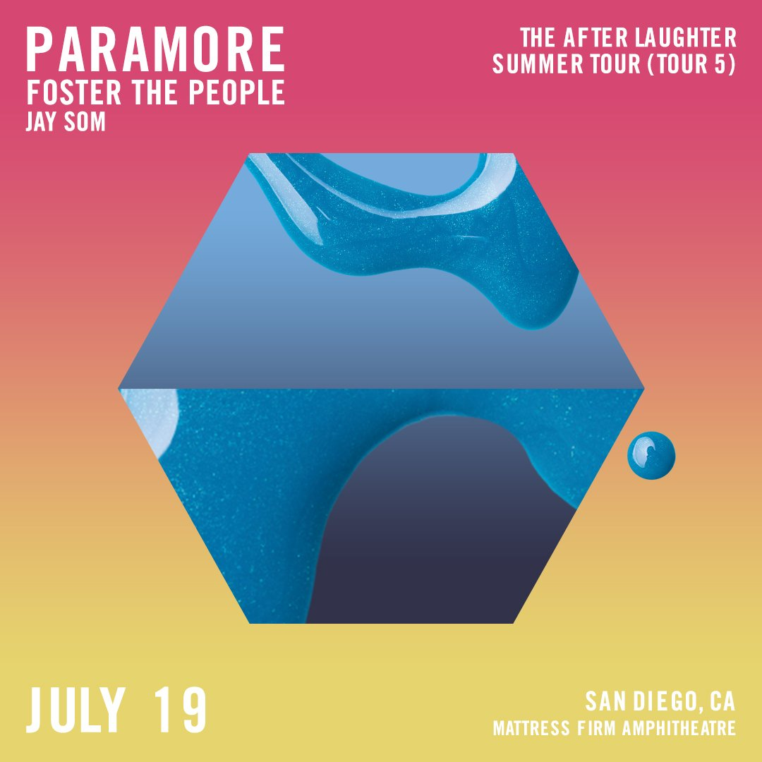 Show 23: San Diego, CA at Mattress Firm Amphitheatre #tour5 ��: https://t.co/rLpvB2HoDj https://t.co/lYXBkieFEK