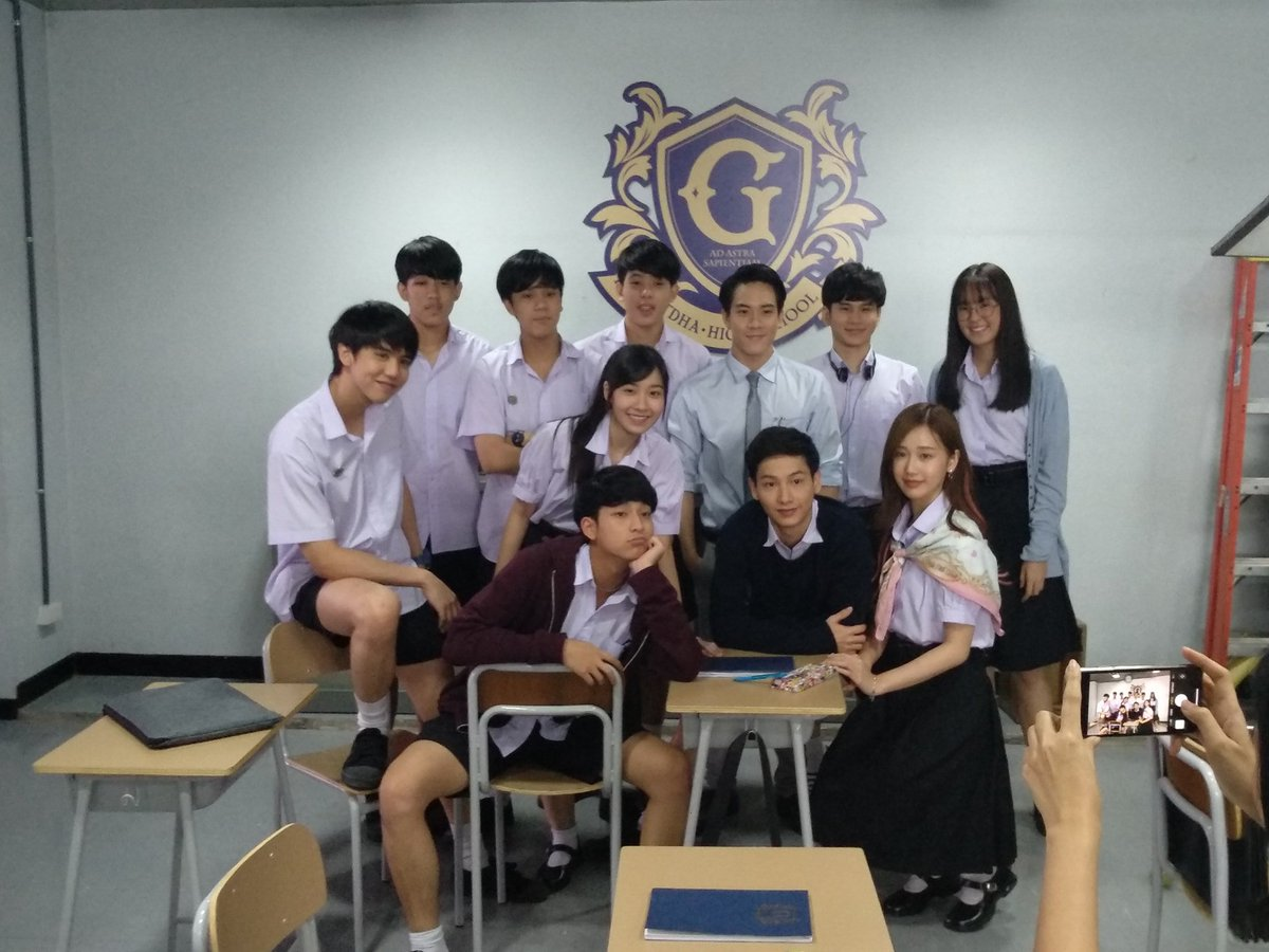 Thai Drama 2018] The Gifted Series - Others - Soompi Forums